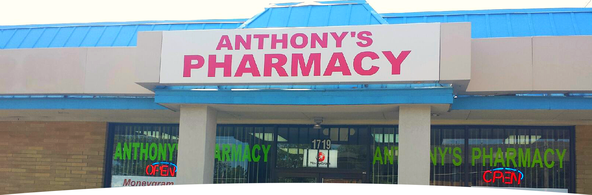 pharmacy drug store